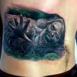 Horror Movies Tattoos