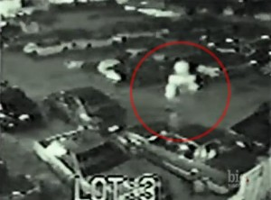 Oklahoma Impound Lot Ghost
