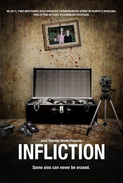 Infliction horror movie