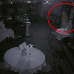 Ghost Caught On Camera At Perth Tearoom