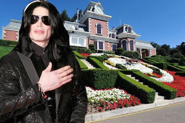 Michael Jackson's Ghost Neverland Ranch