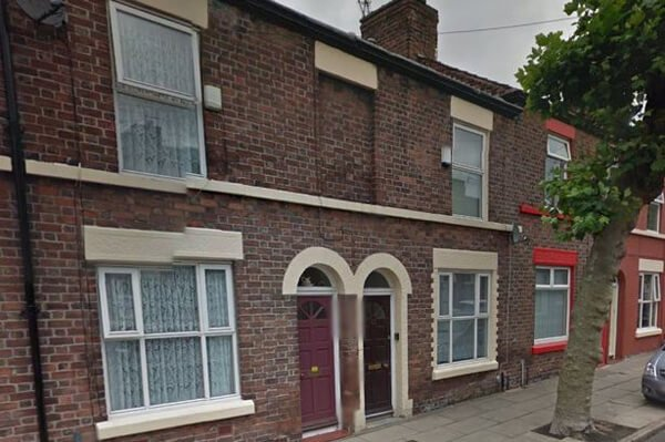 Ghost spotted in haunted Liverpool house listed on Rightmove