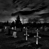 HAUNTED GRAVEYARDS
