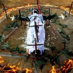 SHOCKING: Real Life Photos & Video From A Colombian Exorcism