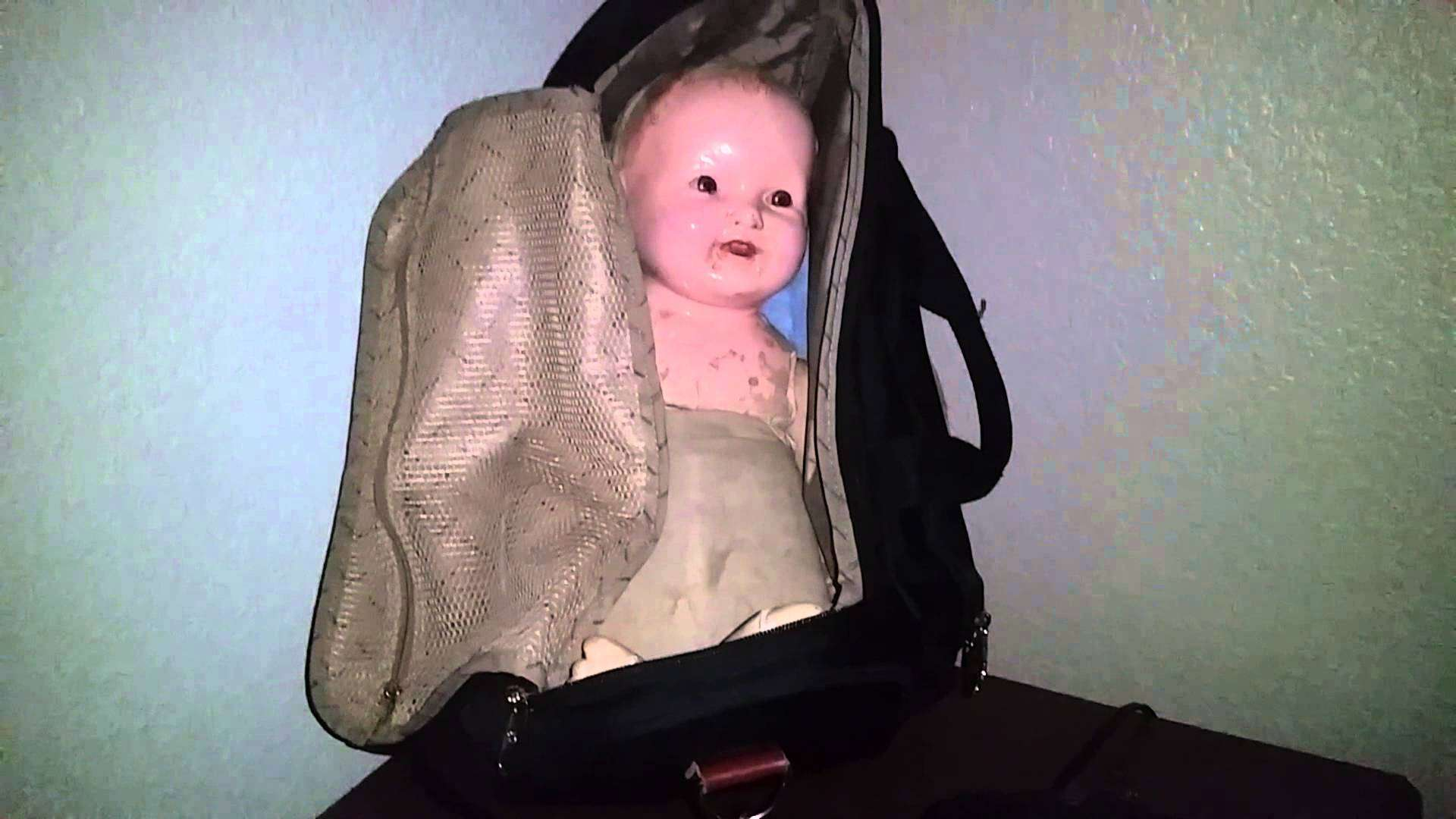 harold the haunted doll