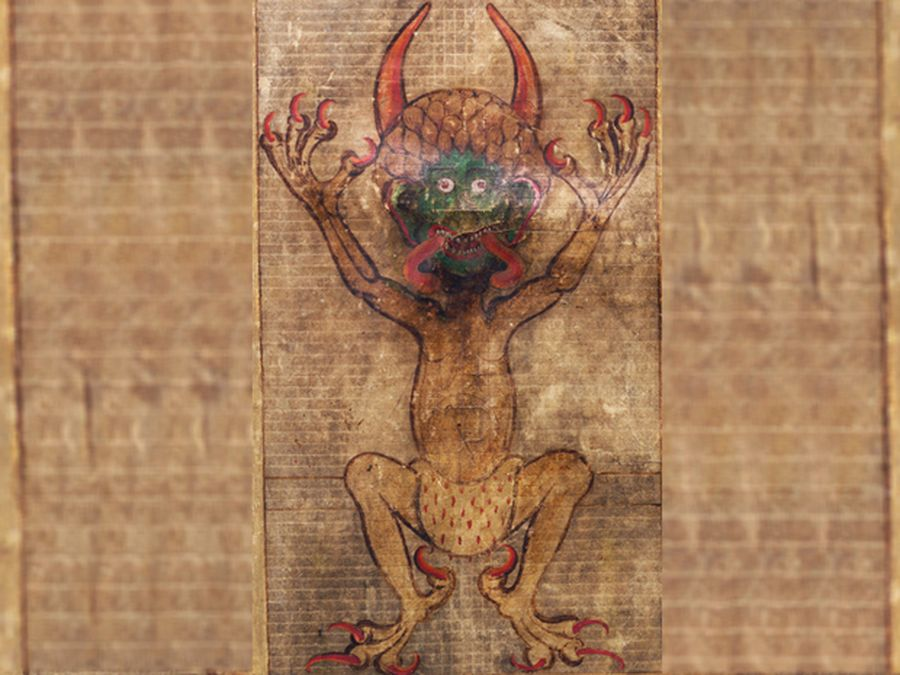 """CODEX GIGAS: Who is the Mysterious Author of """"The Devil's ..."""