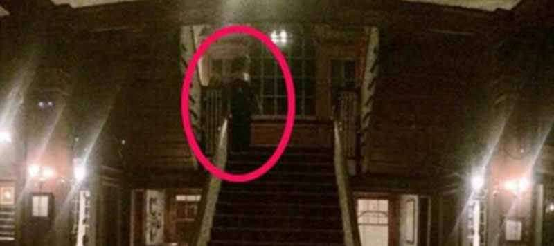 stanley hotel ghost caught on camera   the horror movies blog