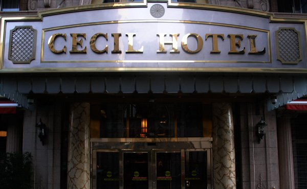 The history of the cecil hotel is so dark and gory that for Haunted hotels in los angeles ca