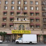 Haunted Cecil Hotel & Mayfair Hotel: Los Angeles