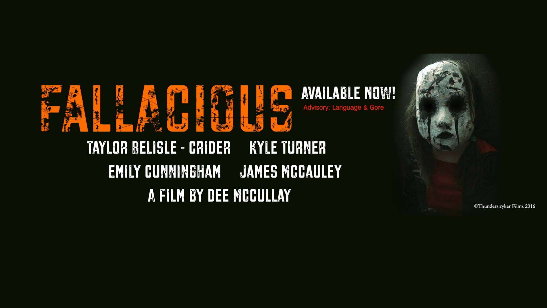 Fallacious - A Hellish Treat Unleashed For Halloween : THE ...