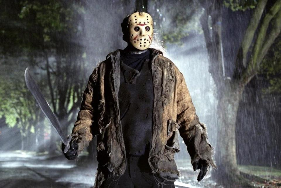 Friday the 13th 'ghost' who looks like masked killer Jason