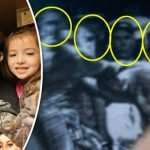 Mother desperate to identify GHOST SOLDIERS she claims photobombed her 10 years ago
