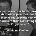 Quotes from serial killers