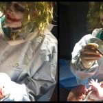 Pregnant Mom Goes Into Labor On Halloween Only To Find Her Doctor Is Dressed As The Joker