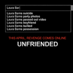 …Just sign off? LOL. Try that and u die. ‪‎Unfriended‬ – In theaters Friday.