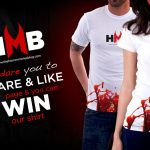 WIN FREE Horror Movies T-Shirt!!!