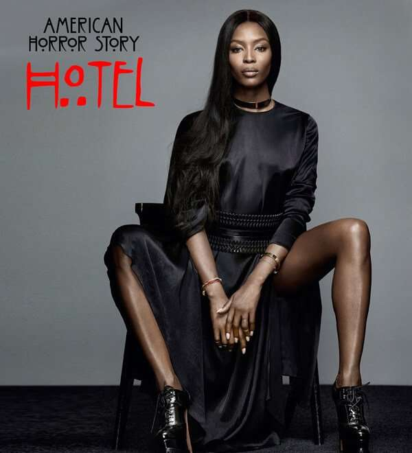 Naomi Campbell American Horror Story: Hotel