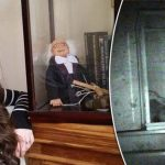 A Haunted Doll That Apparently Tried To Murder Its Previous Owner Has Been Filmed Moving At Night