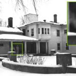 Ghostly figure found on National Register of Historic Places photo