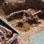 7-Foot Tall Hellhound Skeleton Unearthed Near Ancient Monastery in UK