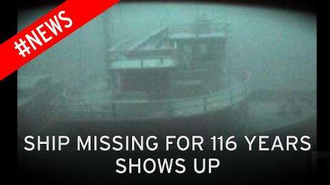 Ship Missing for 116 Years