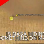 'Alien structures' on Mars being 'covered up by Nasa' in new photos UFO experts claim