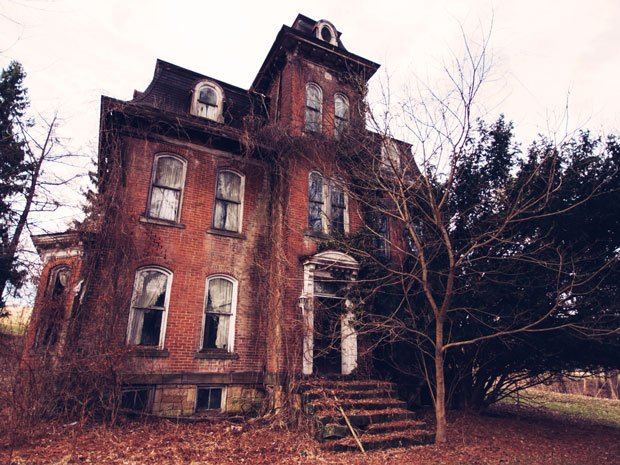 Real Haunted Houses