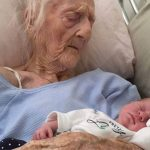 UPDATED: 101-YEAR-OLD WOMAN GIVES BIRTH AFTER SUCCESSFUL OVARY TRANSPLANT