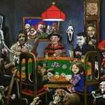 Playing Horror Poker Games