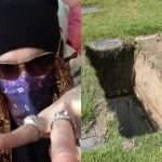 The Mopp Headz Caught Grave Robbing Heads At Local Cemetary